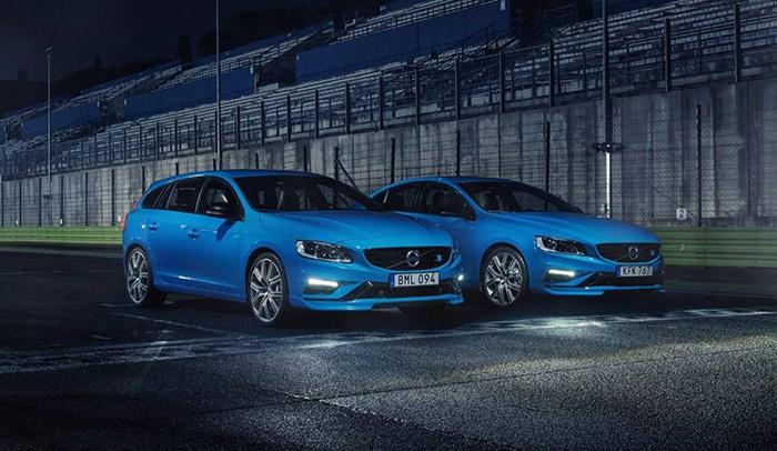 新世代パワートレーンを搭載したS60/V60ポールスターを100台限定で販売開始